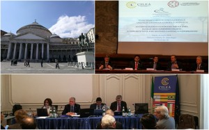 """The 35th International Seminar of Latin European and American Countries: """"The Internationalisation of SMPs: Role of Expert Accountants and Opportunities for the Latin World"""""""