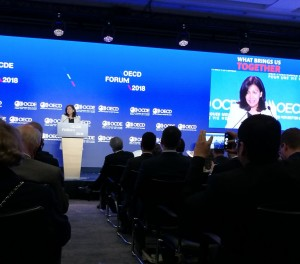 OECD Forum 2018 and Ministerial Conference