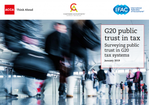 Tax Transparency, Complexity, Inequality and Corruption are the Biggest Concerns for the Public in G20 Countries