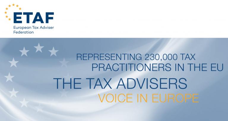 ETAF's Weekly Tax News – 17 February