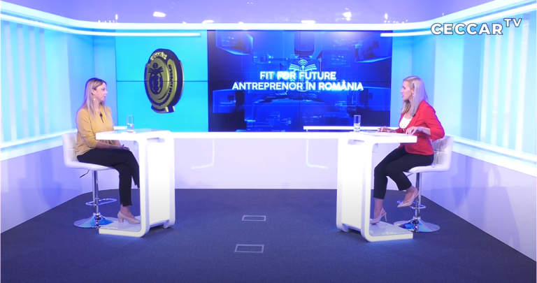 Fit for future – Entrepreneur in Romania: Business ideas from the social area