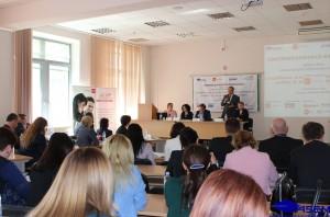 """La conférence internationale """"La comptabilité et l'audit dans le contexte de la globalisation : accomplissements et perspectives de développement"""""""