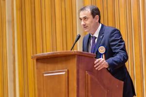 Le discours du Président du Conseil Supérieur du CECCAR, Prof. dr. Robert-Aurelian Șova, à l'ouverture des travaux du Congrès de la profession comptable, la XXIIème édition