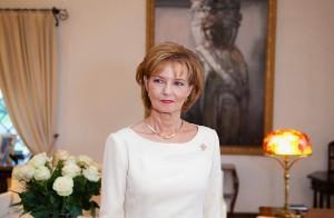 Sa Majesté Margaret, l'héritier de la couronne roumaine, à l'occasion du Congrès de la profession comptable, la XXIIème édition