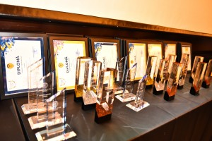 La cérémonie pour célébrer le classement national des membres CECCAR
